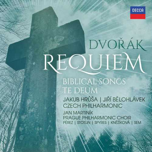 Belohlavek, Hrusa: Dvorak - Requiem, Biblical Songs & Te Deum (24/96 FLAC)