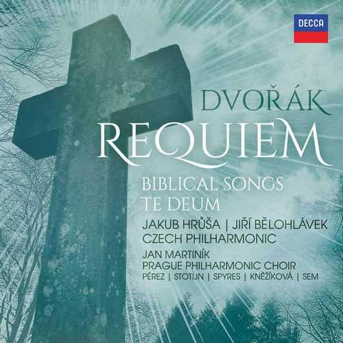 Belohlavek, Hrusa: Dvorak - Requiem, Biblical Songs & Te Deum (24/96 FLAC)