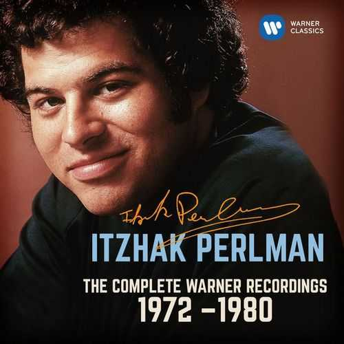 Itzhak Perlman: The Complete Warner Recordings 1972 -1980 (24/96 25 CD box set FLAC)