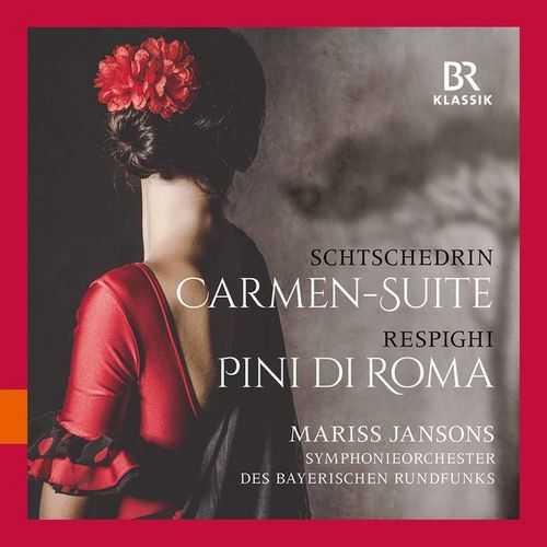 Jansons: Shchedrin - Carmen Suite, Respighi - Pini di Roma (24/48 FLAC)