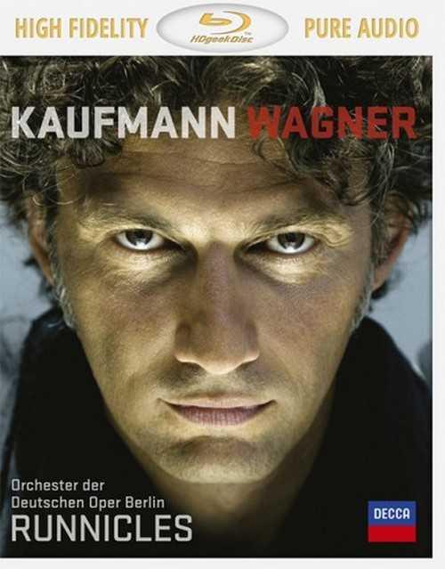 Jonas Kaufmann - Wagner (Blu Ray)
