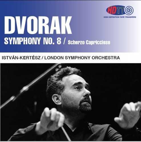 Kertész: Dvorak - Symphony no.8, Scherzo Capriccioso (24/192 FLAC)