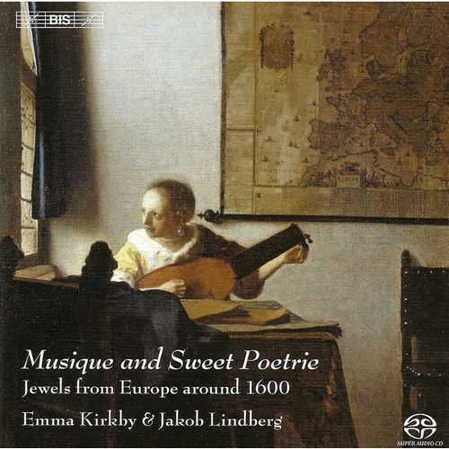 Kirkby, Lindberg: Musique and Sweet Poetrie (24/44 FLAC)
