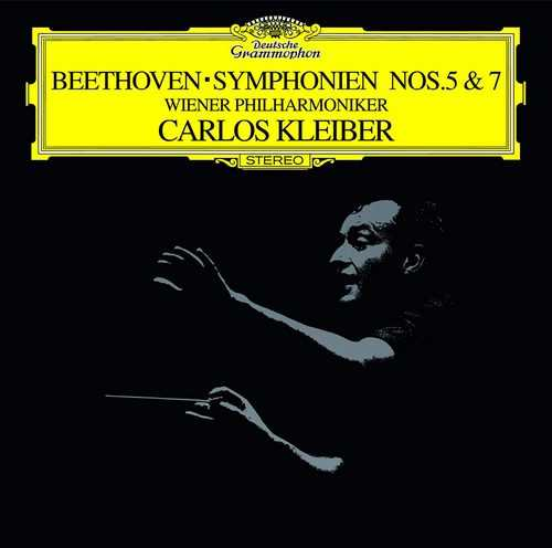 Kleiber: Beethoven Symphony 5 & 7 (24/88 FLAC)