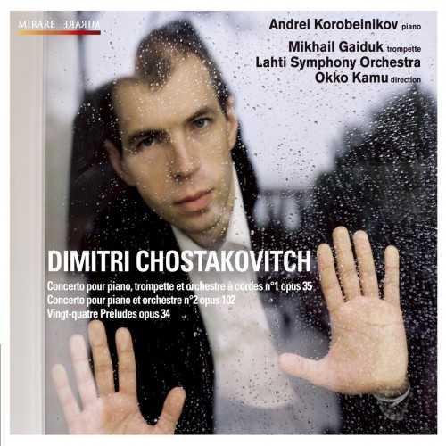 Korobeinikov, Kamu: Dimitry Shostakovich (24/44 FLAC)