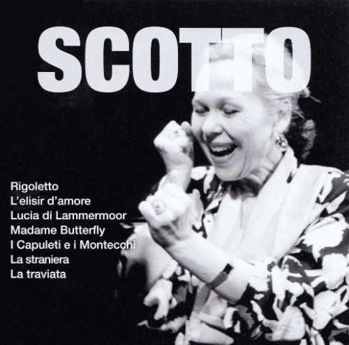 Legendary Performances of Scotto (14 CD box set FLAC)