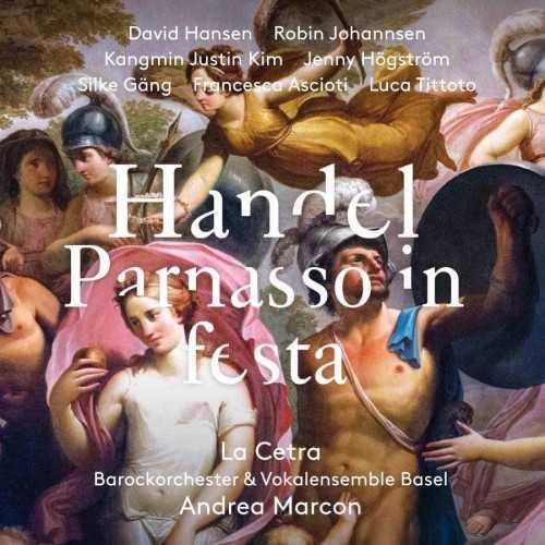 Marcon: Handel - Parnasso in Festa (24/96 FLAC)