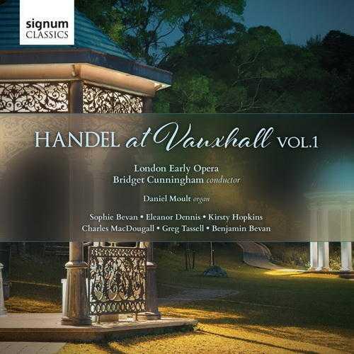 Handel at Vaux Vol. I (24/96 FLAC)