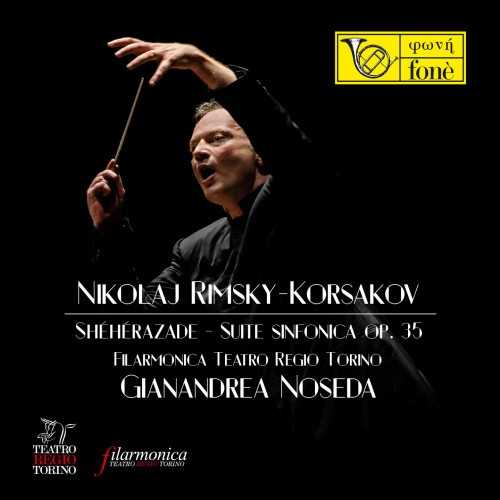 Noseda: Rimsky-Korsakov - Shéhérazade op.25 (SACD DSF)