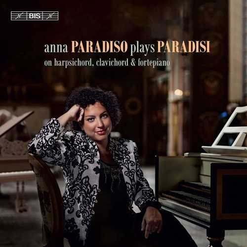 Anna Paradiso - Paradiso Plays Paradisi (24/96 FLAC)