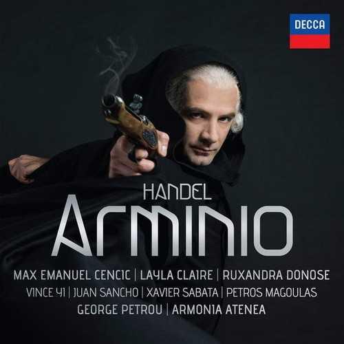 Petrou: Handel - Arminio (24/96 FLAC)