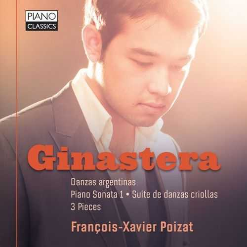 Poizat: Ginastera - Danzas Argentinas (24/96 FLAC)