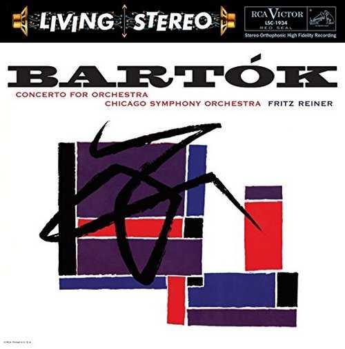 Reiner: Bartók - Concerto For Orchestra (SACD ISO)