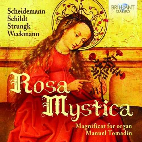 Rosa Mystica - Magnificat for Organ (24/96 FLAC)