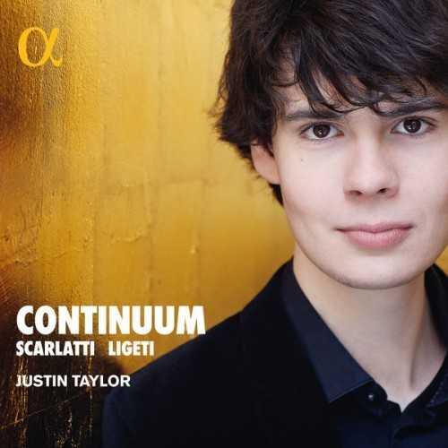 Taylor: Scarlatti, Ligeti - Continuum (24/192 FLAC)