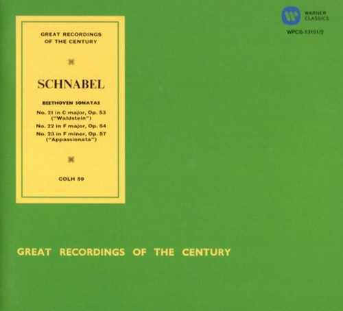 Schnabel: Beethoven - Piano Sonatas (2 SACD ISO)