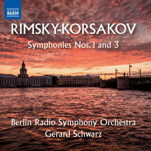 Schwarz: Rimsky-Korsakov - Symphonies no. 1, 3 (24/48 FLAC)