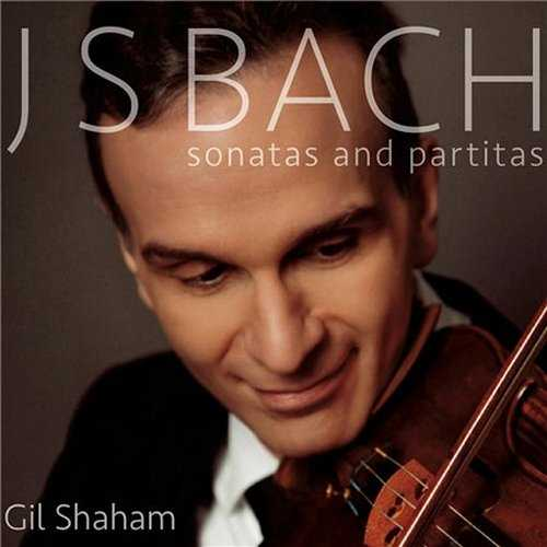 Gil Shaham: J.S. Bach - Sonatas and Partitas (24/44 FLAC)