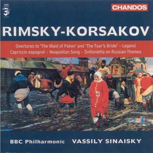 Sinaisky: Rimsky-Korsakov - Orchestral Works (24/96 FLAC)