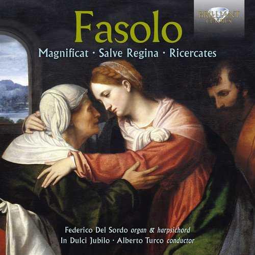 Turco: Fasolo - Magnificat, Salve Regina, Ricercates (FLAC)