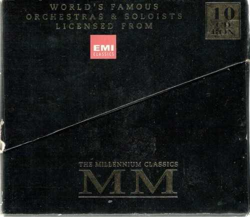 The Millennium Classics (10 CD box set APE)