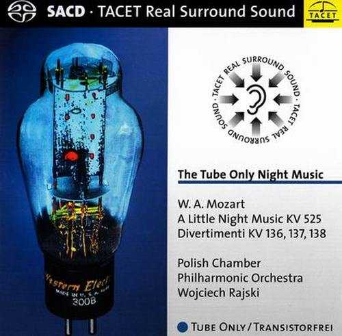 The Tube Only Night Music (SACD ISO)