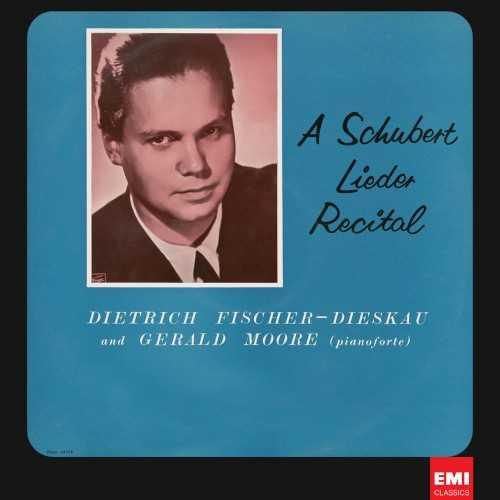 A Schubert Lieder Recital (24/96 FLAC)