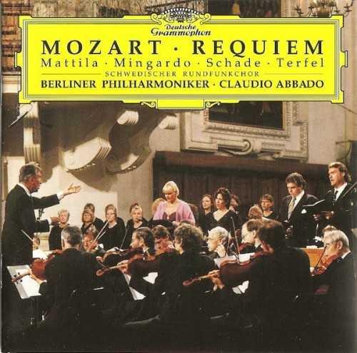 Abbado: Mozart - Requiem in D Minor KV 626 (24/48 FLAC)