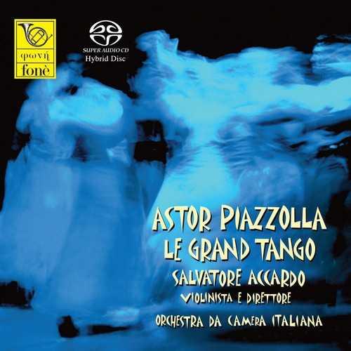 Accardo: Piazzolla - Le Grand Tango (24/96 FLAC)