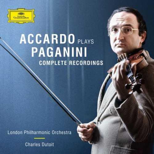 Accardo plays Paganini. Complete Recordings (24/96 FLAC)