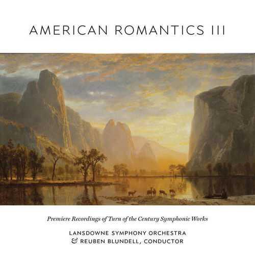 Blundell: American Romantics vol.3 (24/44 FLAC)