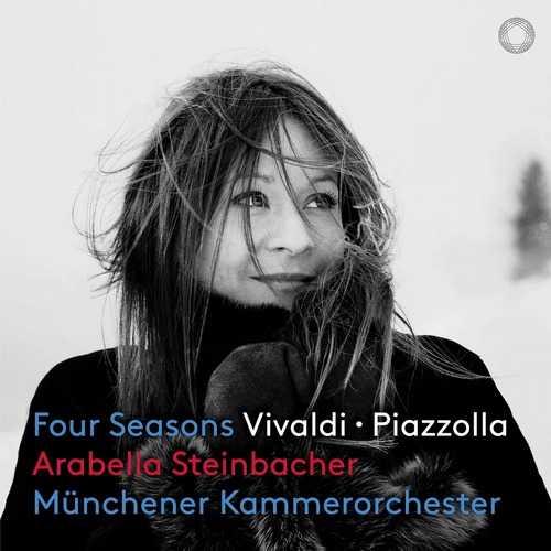 Arabella Steinbacher - Four Seasons (24/96 FLAC)