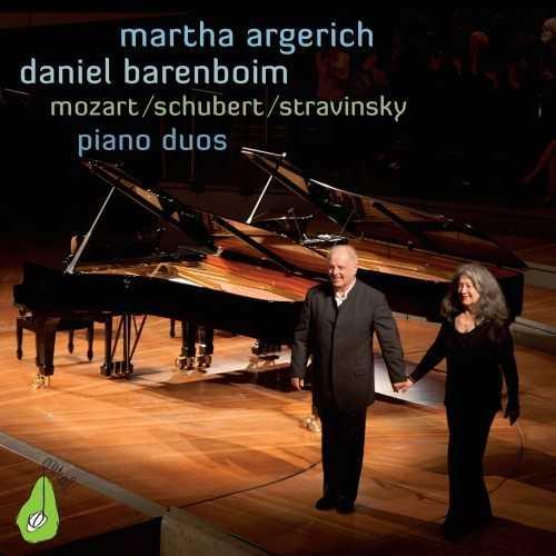 Martha Argerich & Daniel Barenboim - Piano Duos (24/48 FLAC)