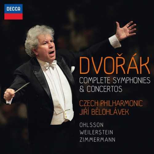Bělohlávek: Dvořák - Complete Symphonies & Concertos (24/96 FLAC)