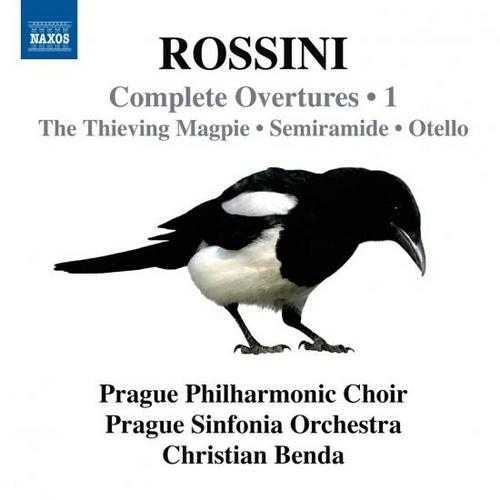 Benda: Rossini - Complete Overtures vol.1 (24/96 FLAC)