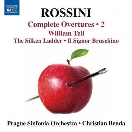 Benda: Rossini - Complete Overtures vol.2 (24/96 FLAC)