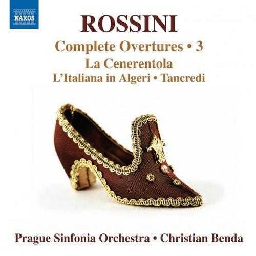 Benda: Rossini – Complete Overtures vol.3 (24/96 FLAC)