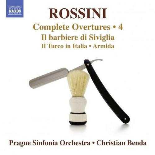 Benda: Rossini – Complete Overtures vol.4 (24/96 FLAC)