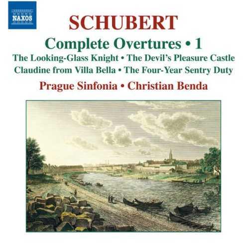 Benda: Schubert - Complete Overtures vol.1 (24/96 FLAC)
