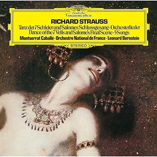 Bernstein: Strauss - Scenes for Salome, Boito - Mefistofele (24/96 FLAC)