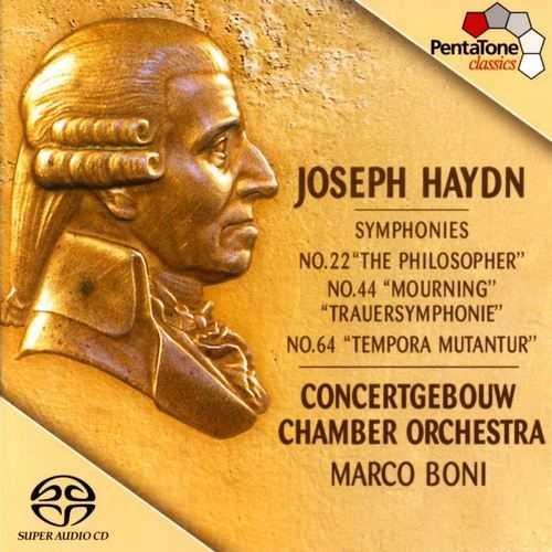 Boni: Haydn - Symphonies no.22,44,64 (24/88 FLAC)