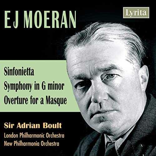 Boult: Moeran - Sinfonietta, Symphony in G Minor, Overture for a Masque (24/192 FLAC)