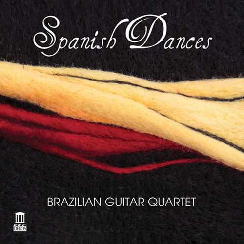 Brazilian Guitar Quartet - Spanish Dances (24/96 FLAC)