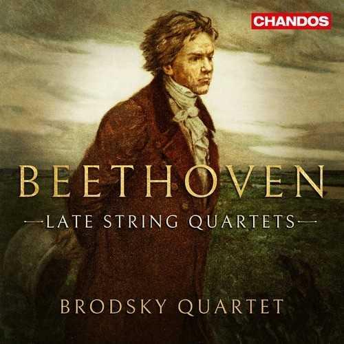 Brodsky Quartet: Beethoven - Late String Quartets (24/96 FLAC)