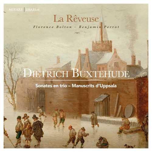 Buxtehude - Sonates en trio - Manuscrits d'Uppsala (24/96 FLAC)