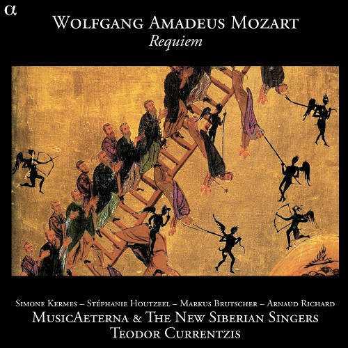 Currentzis: Mozart - Requiem in D minor K.626 (24/48 FLAC)