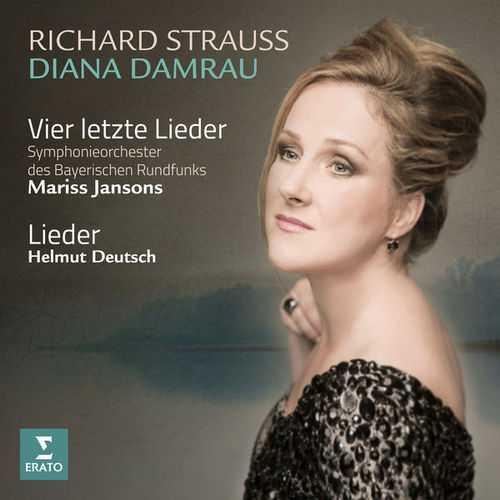 Damrau, Deutsch, Jansons: Strauss - Lieder (24/48 FLAC)