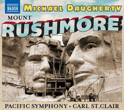 Daugherty - Mount Rushmore (24/96 FLAC)