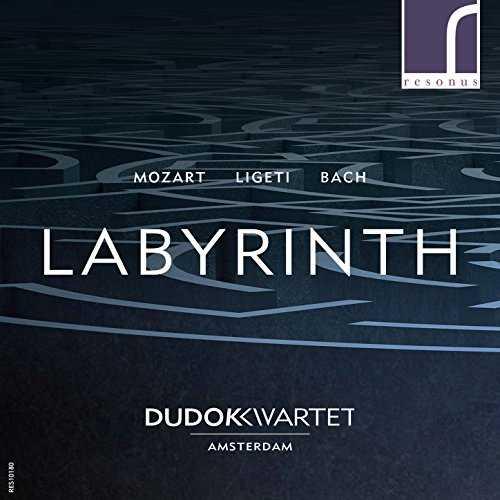 Dudok Quartet: Mozart, Ligeti, Bach - Labyrinth (24/96 FLAC)