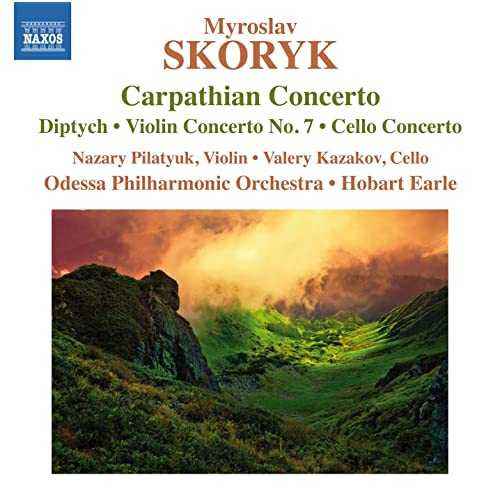 Earle: Skoryk - Carpathian Concerto (24/96 FLAC)